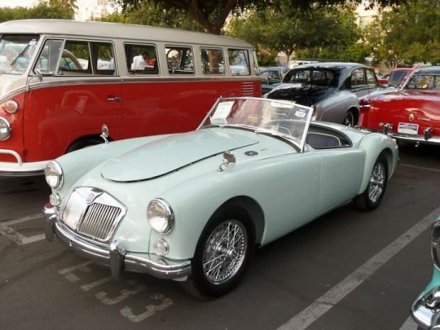 1961 MG A 1600 Roadster