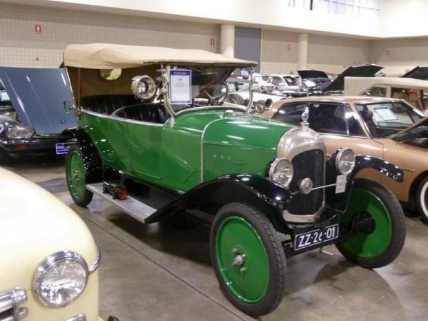 1922 Citroen B2 Phaeton