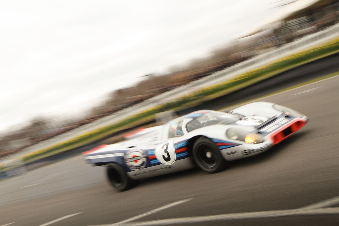 Porsche 917K (Photo: Adam Beresford)