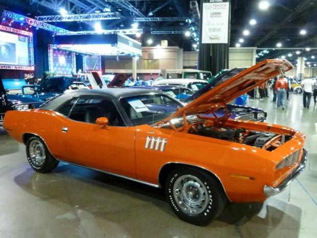1971 Plymouth Barracuda 2-Dr. Hardtop