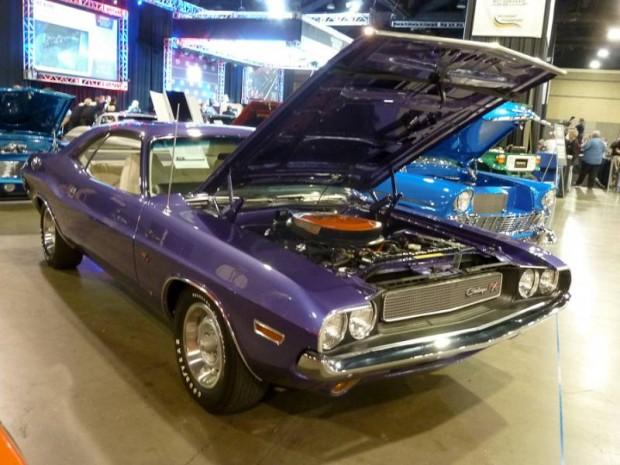 1970 Dodge Challenger R/T 2-Dr. Hardtop