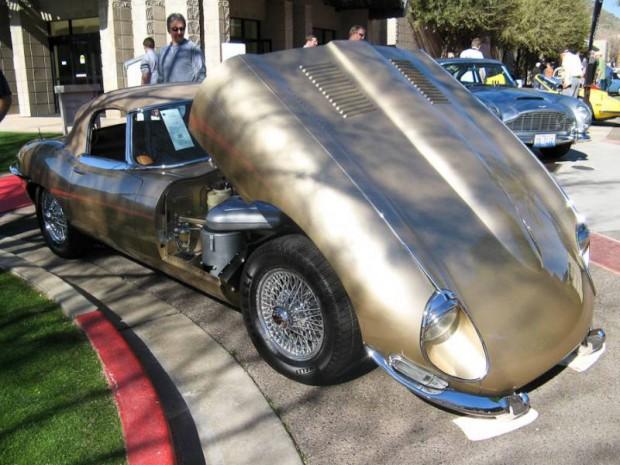1968 Jaguar XKE SI 4.2 Roadster