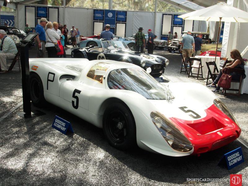 1968 Porsche 908 Coupe