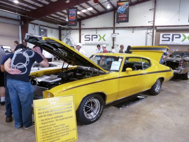 1970 Buick GSX Stage 1 2-Dr. Hardtop