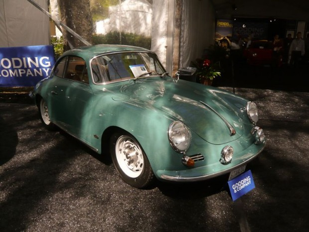 1962 Porsche 356 B Super Coupe for sale