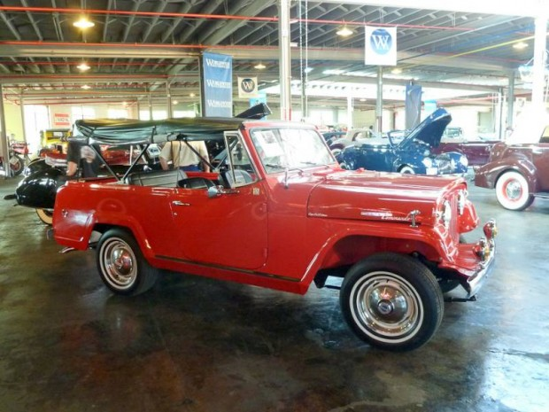 1967 Willys Jeepster Convertible