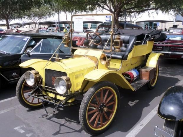 1904 Winton Flyer Replica Movie Car