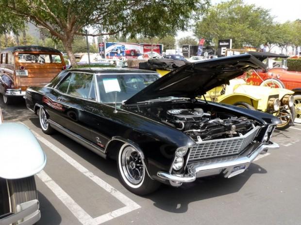 1965 Buick Riviera Gran Sport Coupe
