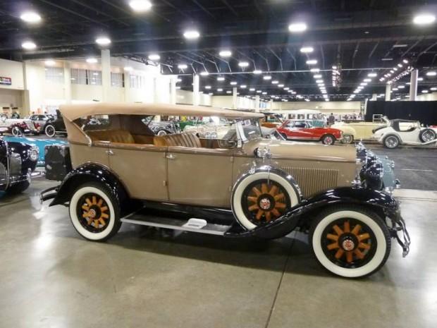 1930 Marquette Model 35 Phaeton