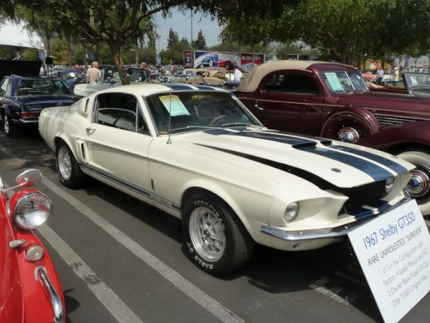 1967 Shelby Mustang GT350 Fastback