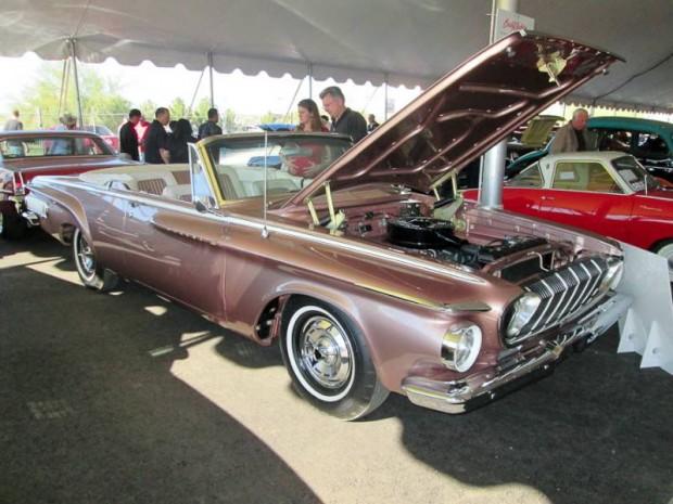 1962 Dodge Polara 500 Convertible