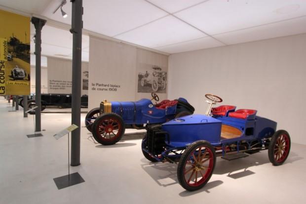 1902 Serpolet Paris-Madrid, 1908 Panhard-Levassor