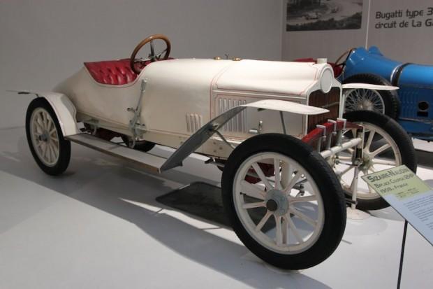 1908 Sizaire-Naudin 12hp