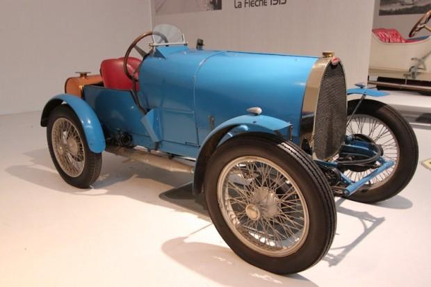 Bugatti Type 13 'Brescia'