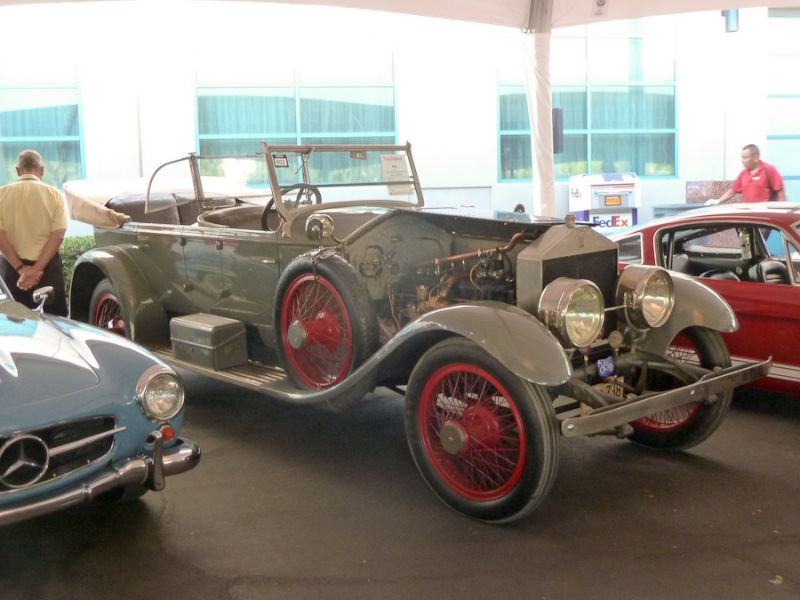 Auctions America Southern California 2013 - Auction Report