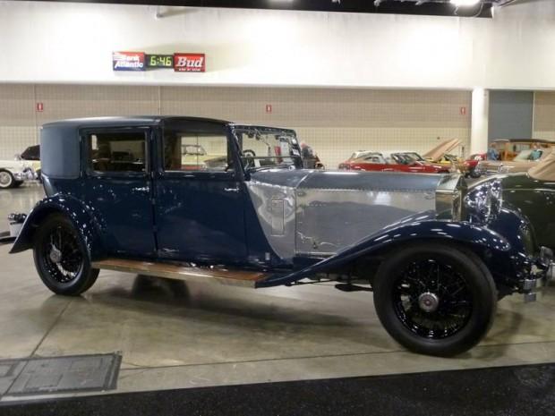 1929 Rolls-Royce Phantom II Town Car