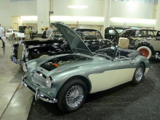 1963 Austin-Healey 3000 Mk II Convertible