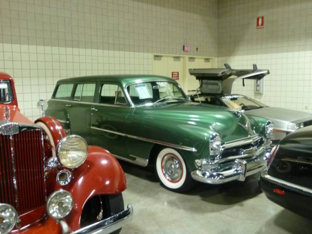 1954 Chrysler Town and Country Station Wagon