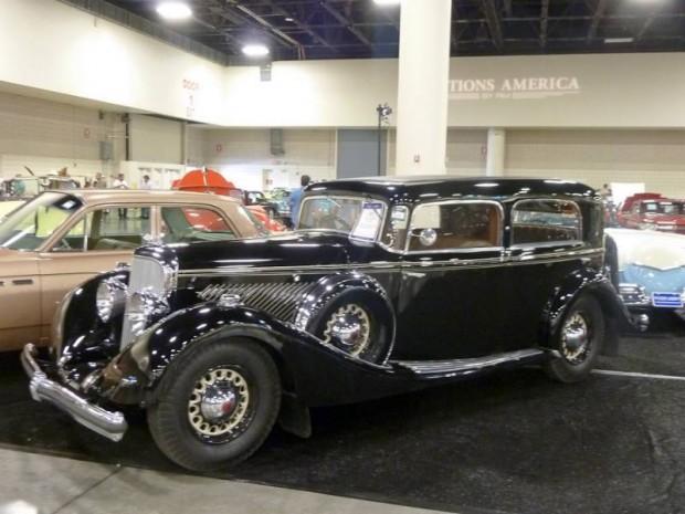 1936 Panhard X73 Panoramique