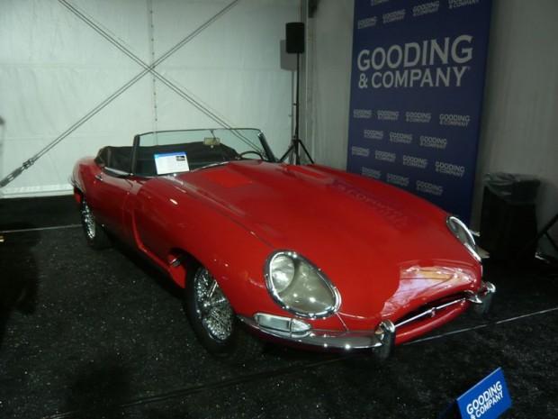 1965 Jaguar E-Type Seres I 4.2 Roadster for sale