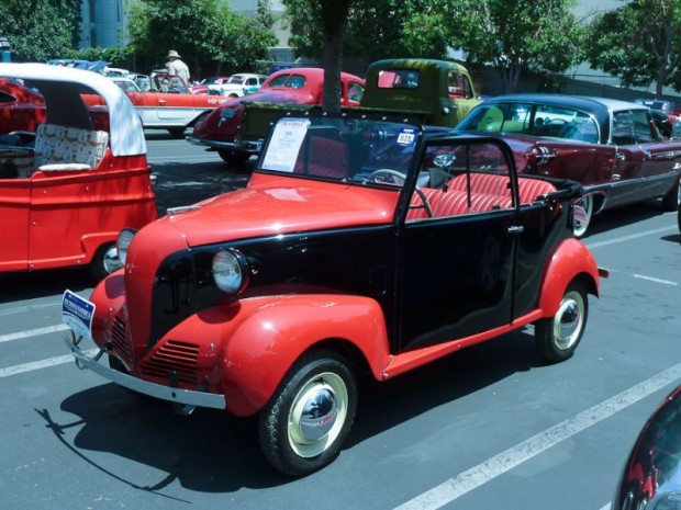 1939 Crosley 1A Convertible Coupe