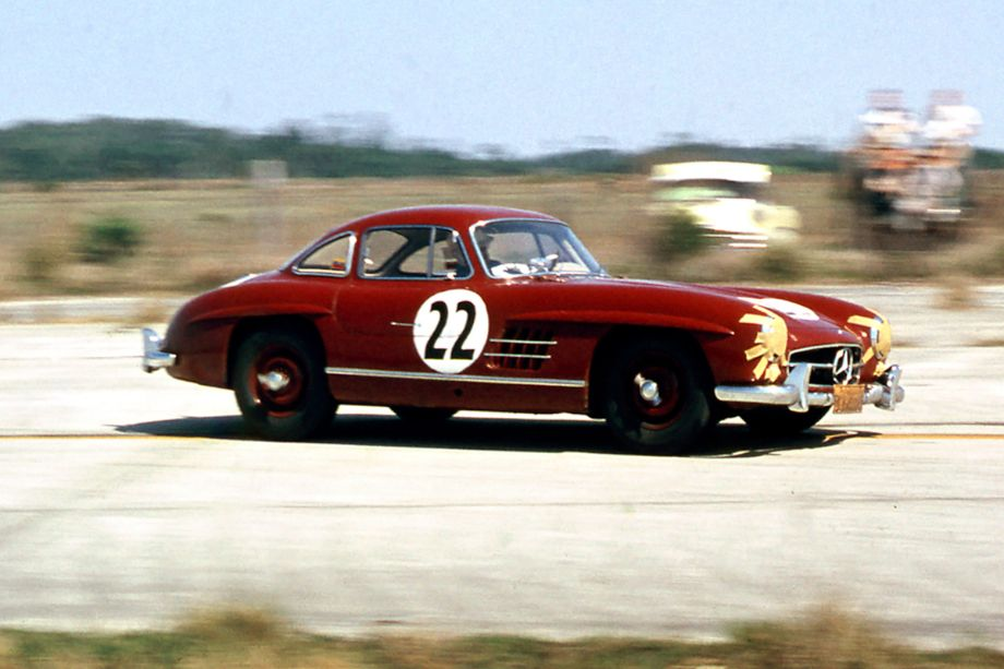 Mercedes-Benz 300 SL Gullwing Coupe 1956 Sebring 12 Hours