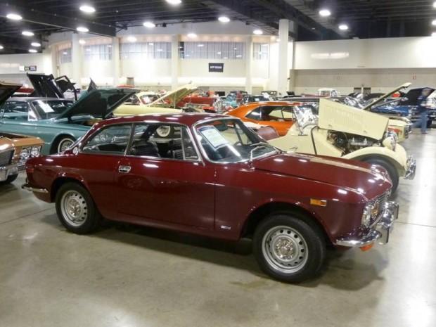 1973 Alfa Romeo 2000 GTV Sprint