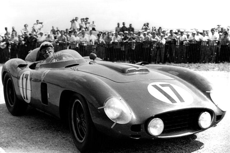 Ferrari 860 Monza Sebring 12 Hours 1956