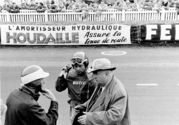 24 Hours of Le Mans 1955, Mercedes Factory Team