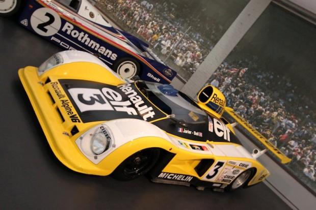 Renault-Alpine A442B Le Mans