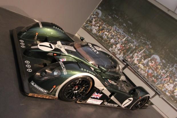 Bentley Speed 8 Le Mans