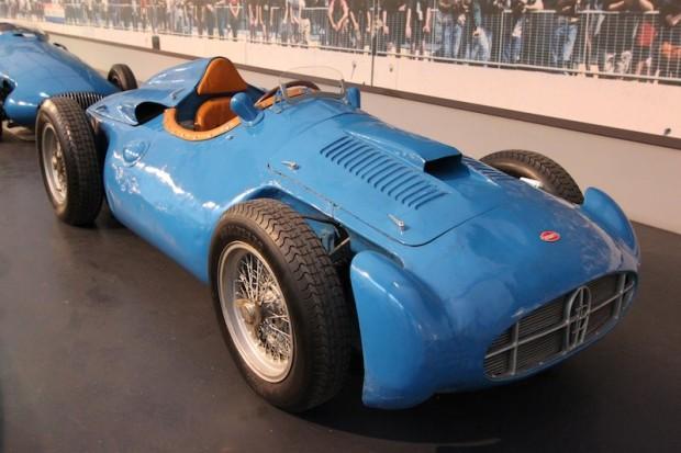 Bugatti Type 251 GP 1956, Schlumpf Collection