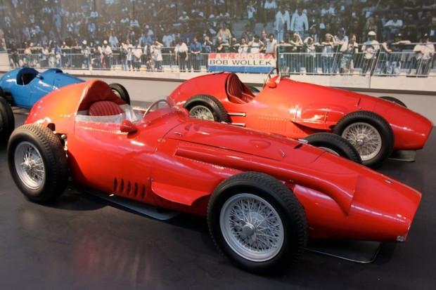 Maserati 250F, Ferrari F2