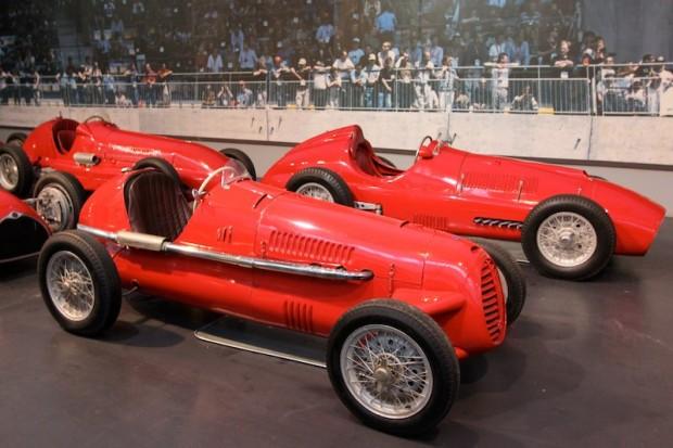 Cisitalia D 46, Ferrari F2