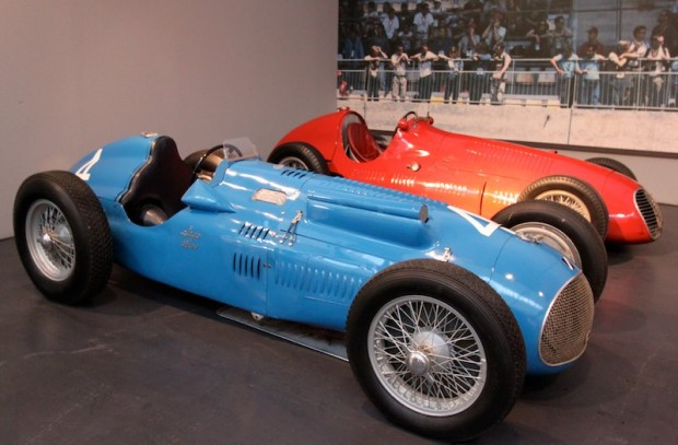 Talbot-Lago, Maserati 4CM
