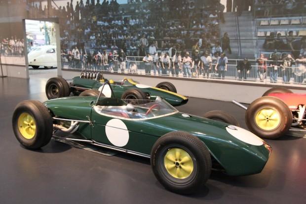 Lotus 18, Lotus 25