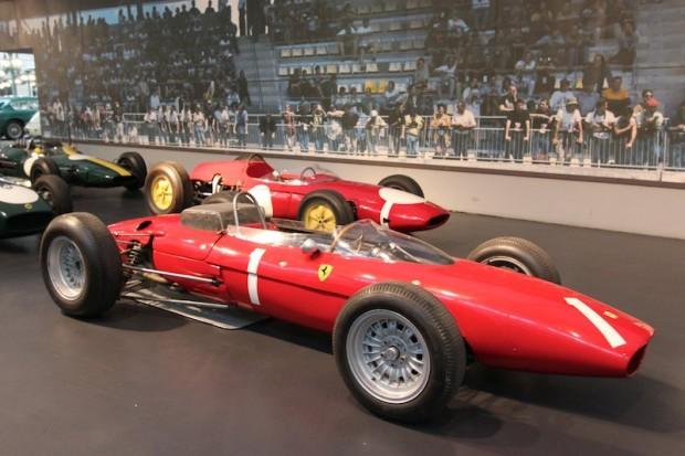Ferrari 156 Aero