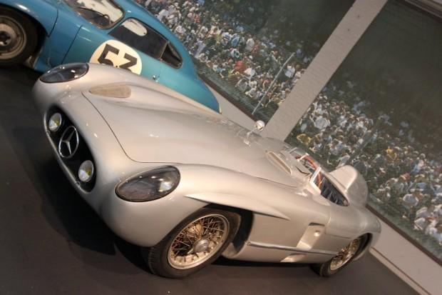 Mercedes-Benz 300 SLR, Schlumpf Collection