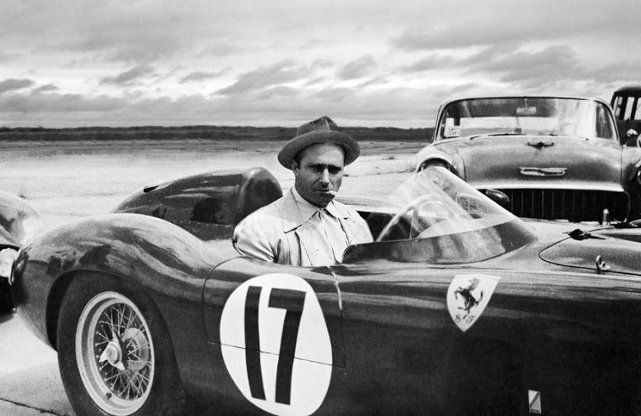 Juan Manuel Fangio, Sebring 12 Hours 1956