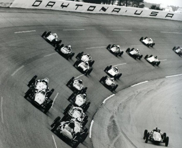 Formula Vee at Daytona International Speedway
