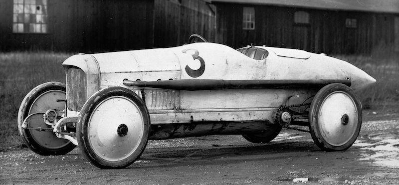 100 Years Ago Blitzen Benz Speed Records At Brooklands