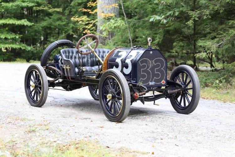 1911 EMF Model 30 Factory Racer