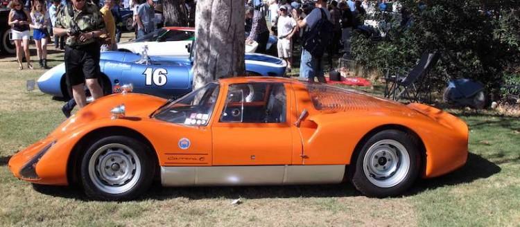 Porsche 906 Team Holland