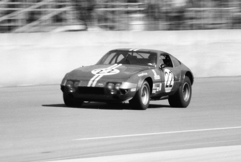 The Minter/Migault Daytona came in second just 22 laps behind.  If the Brumos Porsche had been black flagged earlier and not allowed to maintain its lead then it could have been a closer finish.  Louis Galanos photo.