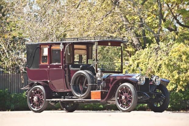 1911 Rolls-Royce 40-50hp Silver Ghost Open Drive Landaulette