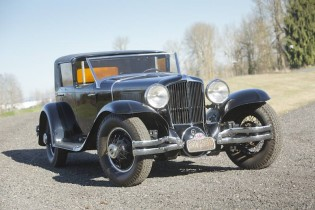 1930 Cord Model L-29 Town Car sold for $1,760,000