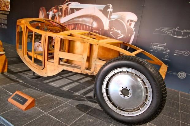 Bugatti Royale Esders Reconstruction