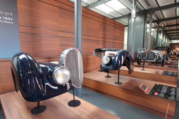 Bugatti Type 57 Exhibition
