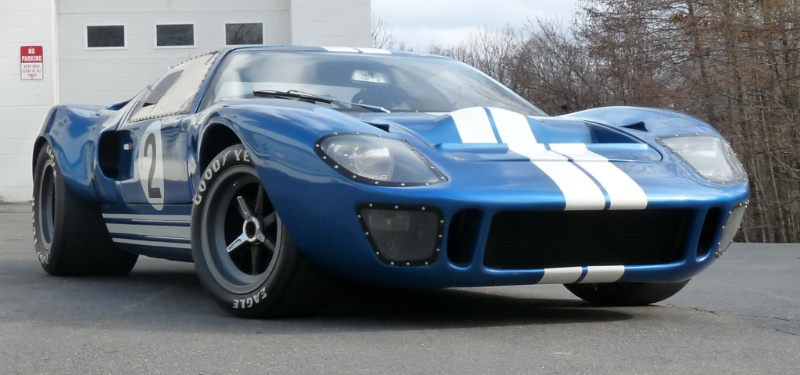 Alan Mann Ford Gt40 Mk I Profile History Photos And
