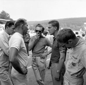 Alan Mann Racing, 1964 24 Hours of Spa